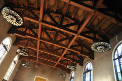 Union Station ceiling Royalty Free Stock Photo