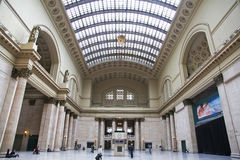 Union Station - Chicago, Ill. Stock Image