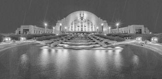 Union Station in Cincinnati, Ohio Stock Image