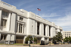 Union Station in Dallas, Texas. DALLAS, USA - APR 7: Union Station in the city of Dallas. April 7, 2016 in Dallas, Texas, United States royalty free stock photography