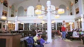 Union station stock footage