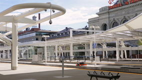 Union Station stock video footage
