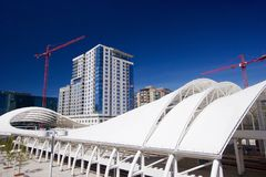 Union Station Development Royalty Free Stock Images