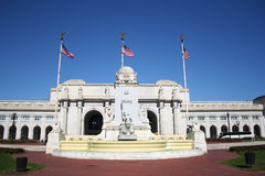 Union Station exterior Stock Photo