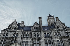 Union Station Hotel in HDR Royalty Free Stock Photography