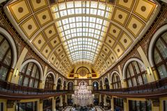 Union Station Hotel Nashville Stock Images