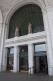 Union Station. An image of Union Station in Washington DC stock images