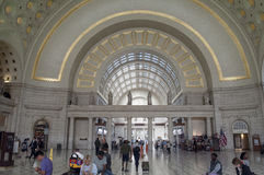 Union Station. An image of Union Station in Washington DC royalty free stock images