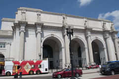 Union Station. An image of Union Station in Washington DC royalty free stock photography