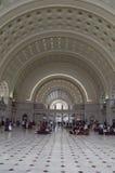 Union Station. An image of Union Station in Washington DC stock image