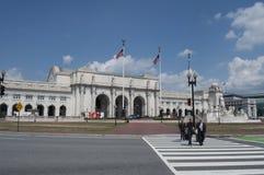 Union Station. An image of Union Station in Washington DC stock photo