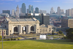 Free Union Station, Kansas City Royalty Free Stock Photo - 3358525