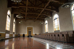 Union Station in Los Angeles Stock Images