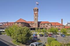 Union Station in Portland Oregon. Royalty Free Stock Image