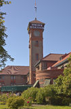 Union Station in Portland Oregon. Royalty Free Stock Photo
