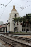 Union Station (Santa Fe Depot) San Diego Stock Photo