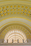 Union Station, Washington, DC. Interior of Union Station, Washington, DC Royalty Free Stock Photo