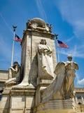 Union Station at Washington DC Stock Photo