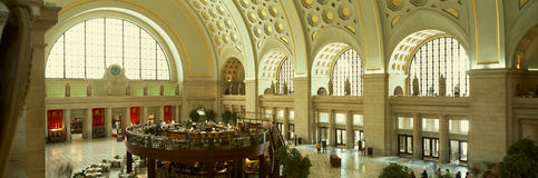 Union Station, Washington, DC Royalty Free Stock Photos