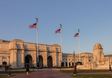 Union Station Washington DC Royalty Free Stock Images