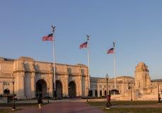 Union Station Washington DC Royalty Free Stock Images