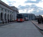 Union Station, Washington DC royalty free stock images