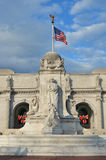 Union Station in Washington DC United States Royalty Free Stock Photos