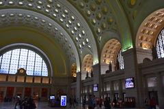 Union Station in Washington, DC Stock Photos