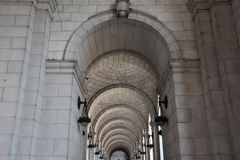 Union Station in Washington, DC Stock Image