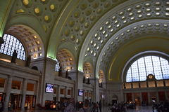 Union Station in Washington, DC Royalty Free Stock Image