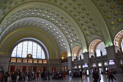 Union Station in Washington, DC Royalty Free Stock Photo