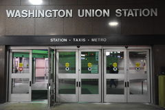 Union Station in Washington, DC Stock Images