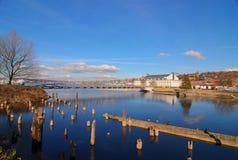 Unione del lago fotografia stock