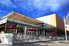Unione del memoriale della città universitaria del posto ASU del caffè Immagine Stock