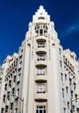 Unione dell'hotel a Bucarest Immagini Stock