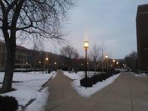 Unione della centrale dell'università di Purdue Fotografia Stock