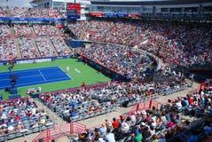 Uniprix stadion Arkivfoto