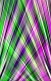 Abstract blurred background of colored strips. Vector. Unique abstract illustration and decoration. Texture of painted paper. Green and purple, violet, white stock illustration