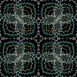 Unique, abstract pattern Royalty Free Stock Images