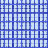 Unique, abstract pattern Royalty Free Stock Photography