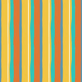 Unique abstract random seamless pattern. The vector hand draw background. Best for wedding cards, bedroom, bags. Vertical stripes Royalty Free Stock Image