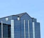 Unique architectual building Royalty Free Stock Images