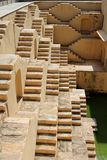 The unique architecture of a stepwell called
