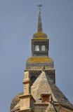 The unique Basilique St Sauveur, Dinan. Royalty Free Stock Photo
