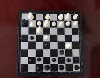 Unique checkmate Stock Photos
