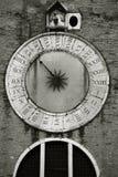 Unique clock Stock Image
