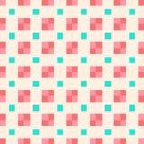 Unique colorful geometric square background texture vector template vector illustration