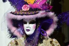 A unique colorful mask Stock Photos