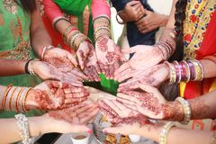 Mehandi Art In wedding