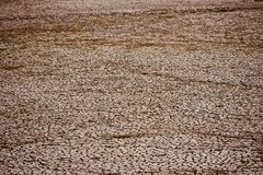 Unique dry soil with cracks abstract background photo stock photo